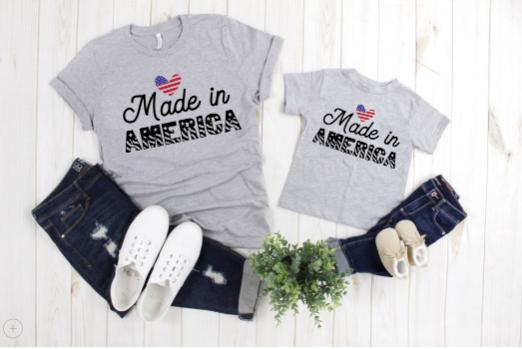Made in America Mom & Me
