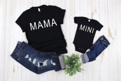 Mama & Mini Matching Tees