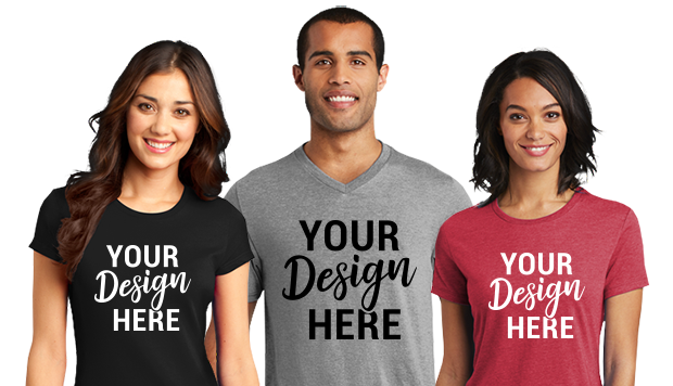 Design Your Own Event Apparel