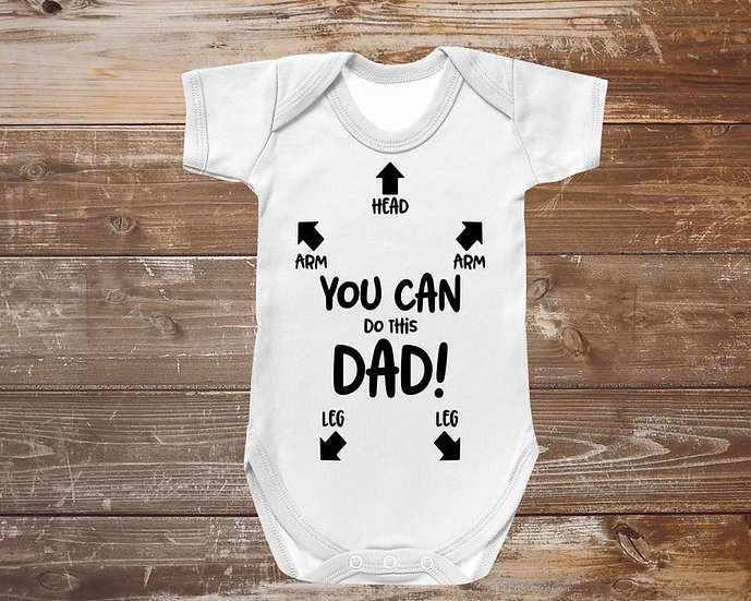 You can Do this Dad - Onsie