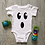 Thumbnail: Boo Ghost - Childs Onesie & T-Shirt