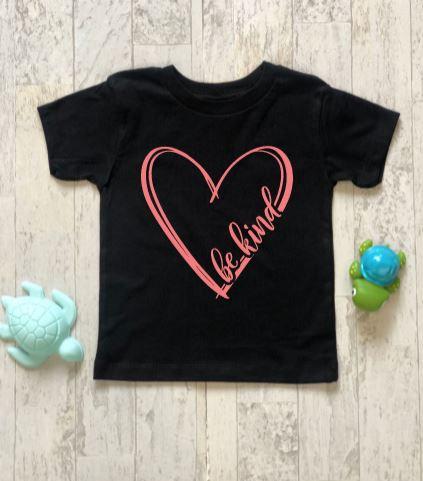 Be Kind Kids T-Shirt & Onsie