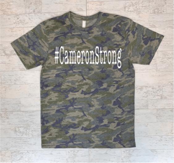 #CameronStrong