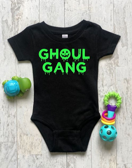 Ghoul Gang - Childs Onesie & T-Shirt