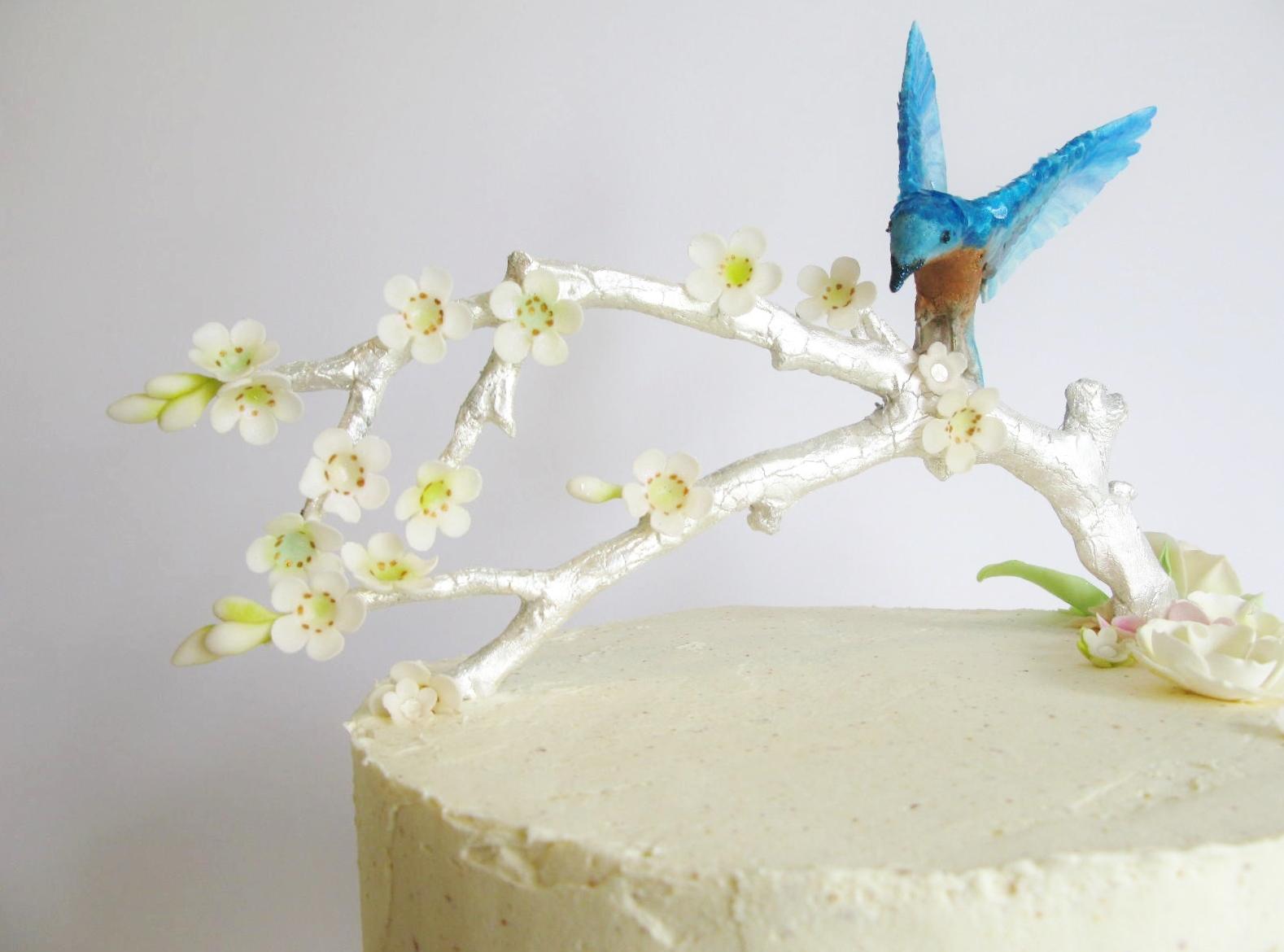 Bluebird Cake