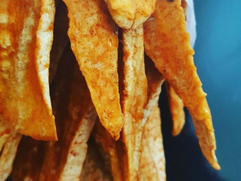 INFERNO Plantain Chips