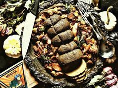 "I Beg Your ""Pardon"": Meatless Feast For Festivus Courtesy of No Evil Foods"