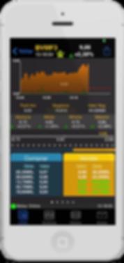 App Valebroker Aplicativo de Finanças Mobile