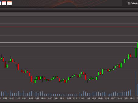 Ibovespa cai -0,57% com desvalorização histórica da moeda chinesa