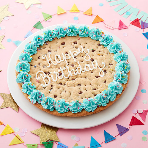Giant Birthday Cookie
