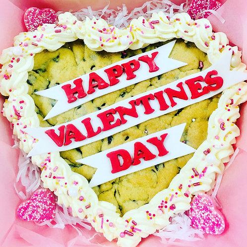 Valentines Cookie heart