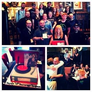 Hard Rock Cafe Birthday