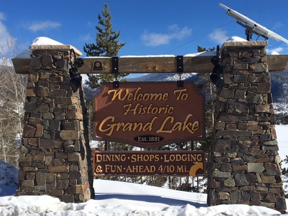 Welcome to Grand Lake