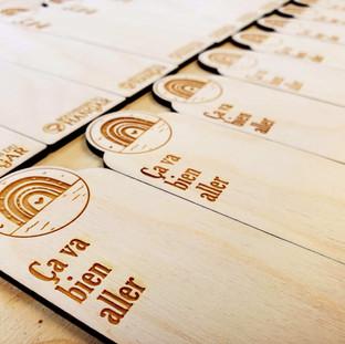 Signet en bois
