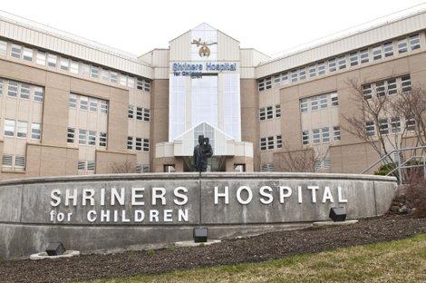 shrine hospital