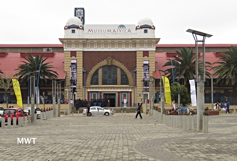 Fachada Museum Africa
