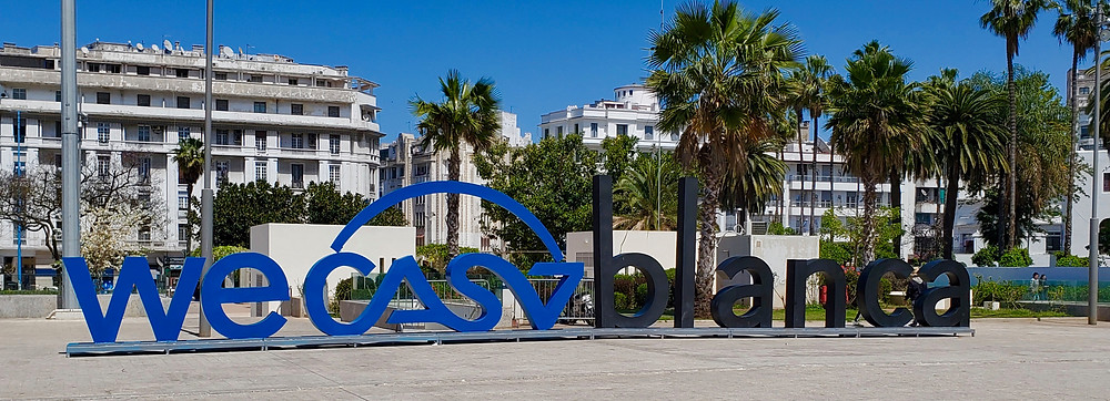 Casablanca / Foto de Marisol