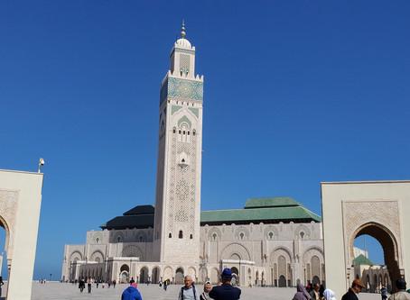 Que conocí en Casablanca?