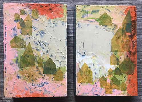 Vintage Town, Diptych