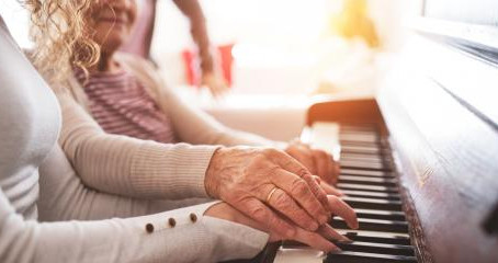 Benefits of Music in Assisted Living Care
