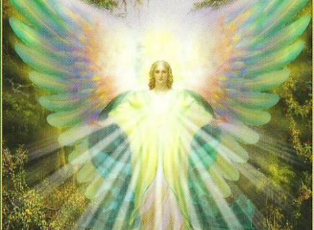 Healing by Archangel Raphael