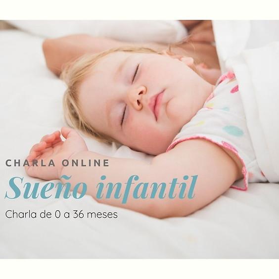 Charla online: Sueño infantil