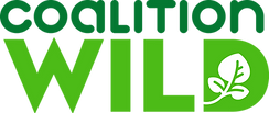 CoalitionWILD Logo, high res transparent