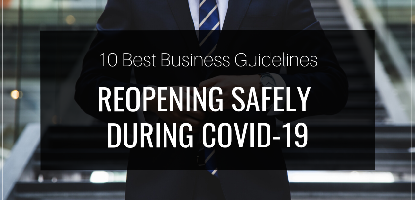 10 COVID-19 Workplace Guidelines