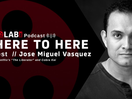 "#26 ATL-based Actor from Netflix's ""The Liberator""