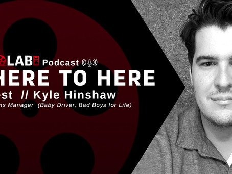#24 The Role of Location Managers in Film & TV Production| Kyle Hinshaw Interview
