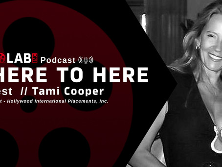 #21 How Product Placement Works in Film Production | Tami Cooper Interview