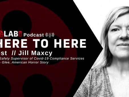 #22 How To Stay Safe On Set Amid COVID | Jill Maxcy Interview
