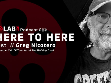 #19 The Walking Dead Executive Producer & Director | Greg Nicotero Interview