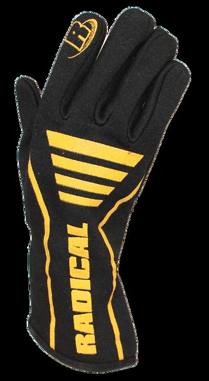 Vortex Gloves - Yellow