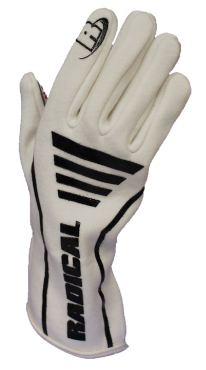 Vortex Gloves - White