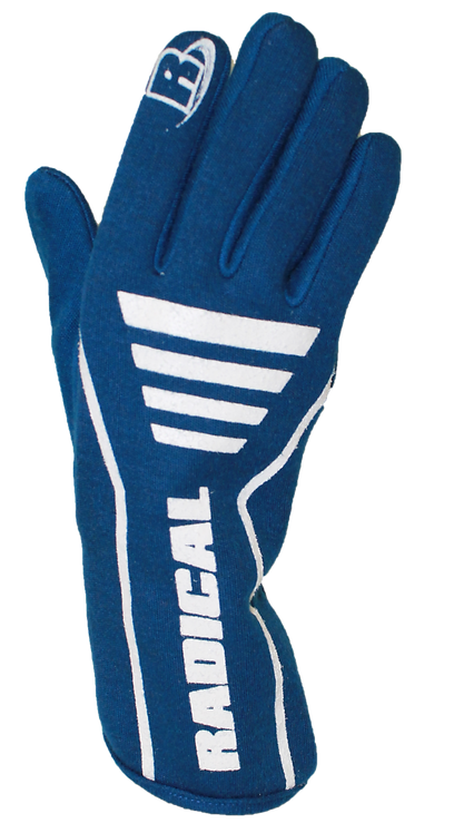 Vortex Gloves - Blue