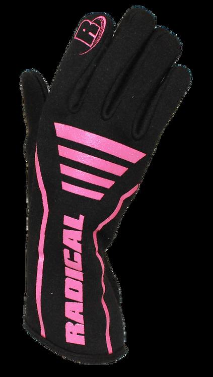 Vortex Gloves - Pink