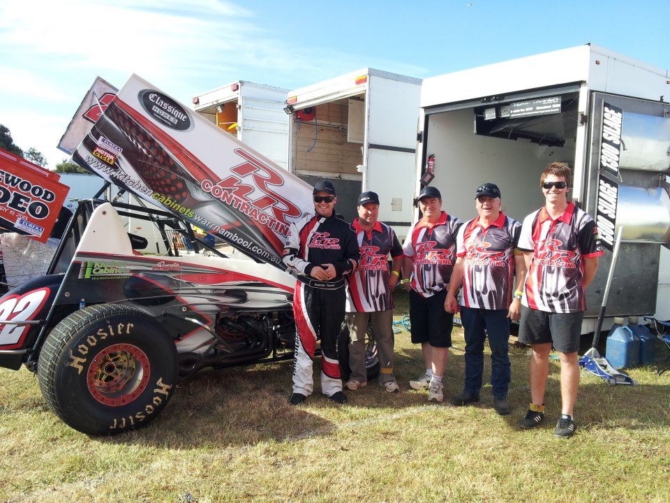 RnR Sprint Car Team