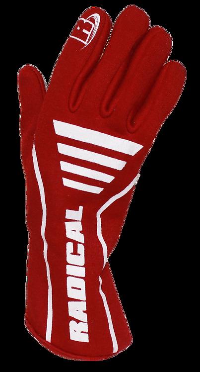 Vortex Gloves - Red
