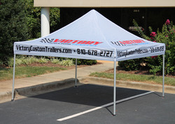 Victory Trailer 10'x10'
