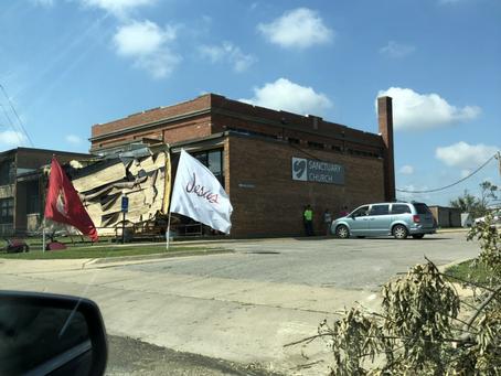 Cedar Rapids Iowa Derecho 2020