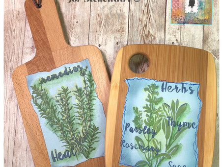 Home Decor with StencilGirl Products
