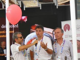 Successo del Premio Cimitile all'EXPO di Milano