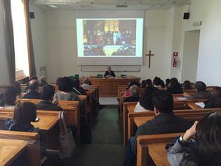 La Fondazione Premio Cimitile invitata presso la Pontificia Facoltà Teologica dell'Italia Meridional