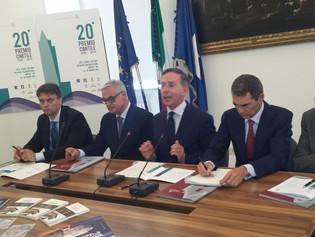 Conferenza stampa Premio Cimitile 2015