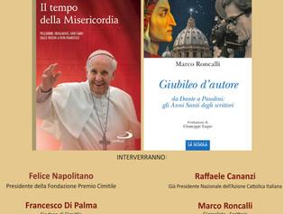 Marco Roncalli, pronipote di Papa Giovanni XXIII, presenta a Cimitile i suoi due ultimi libri