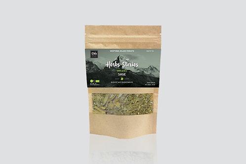 Cretan Organic Sage