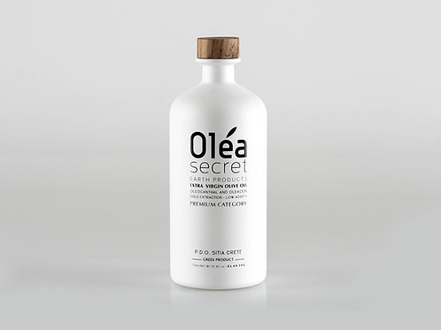 Olea Secret Premium Extra Virgin Olive From Crete P.D.O Sitia