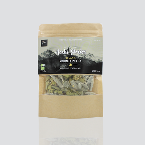 Cretan Organic Mountain Tea