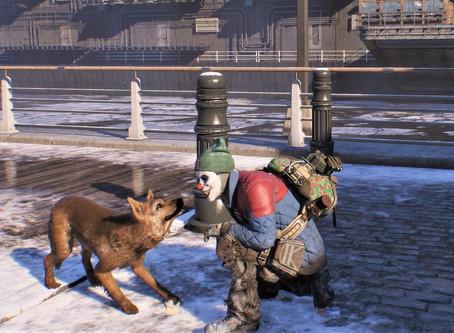 עדכון דה דיוויז'ן 2: אפשר ללטף את הכלב